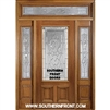 Symphony 6-8 2/3 Lite Single, 2 Sidelights and Rectangular Transom