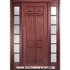 Solid MC810AP 8-0 6 Panel Single and 2 Sidelights