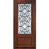 Florence GBG 6-8 3/4 Lite Cherry 1 Panel Single