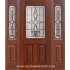Marsais Fiberglass 1/2 lite Cherry Single and 2 Sidelights
