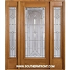 "Serenade 6-8 32"" Full Lite Single and 2 Sidelights"