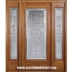 "Symphony 6-8 32"" Full Lite Single and 2 Sidelights"