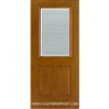 FC140-RT 6-8 Fiber Classic Oak Fiberglass Raise/Tilt Internal Blinds Single