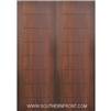Brentwood 8-0 Fiberglass Contemporary Door Double
