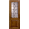 Marsais 8-0 2/3 Lite Knotty Alder Fiberglass 1 Panel Single