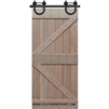 Double Z Barn Door 3-6 X 6-8