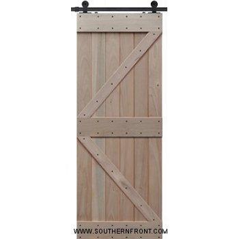 Double Z Barn Door 3 6 X 8 0