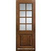 SDL 8-0 2/3 Lite 8 Lite Knotty Alder 1 Panel Single