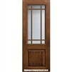 SDL 8-0 2/3 Lite 7 Lite Knotty Alder 1 Panel Single