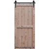 Two Panel Barn Door 3-6 x 6-8