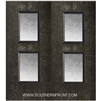 Newport 3-0 x 6-8 Therma Plus Steel Contemporary Double Door