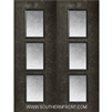 Newport 3-0 x 8-0 Therma Plus Steel Contemporary Double Door