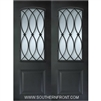 La Salle 8-0 Arch Lite Therma Plus Steel Doube door