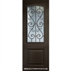 St. Charles 8-0 Arch Lite Therma Plus Steel Single door