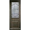 Valencia 8-0 2/3 Lite Therma Plus Steel Single door