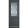 La Salle 8-0 2/3 Lite Therma Plus Steel Single door