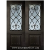 Charleston 8-0 2/3 Lite Therma Plus Steel Double door
