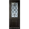Charleston 8-0 2/3 Lite Therma Plus Steel Single door