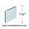 Stainless Steel Square Clavo