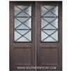 Republic 8-0 2/3 Lite Therma Plus Steel Double door