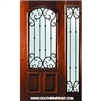 Valencia WO 6-8 Arch Lite Single and 1 Sidelight