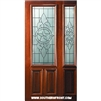 Brazos 8-0 2/3 Lite Single and 1 Sidelight