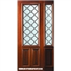 Casablanca 8-0 2/3 Lite Single and 1 Sidelight