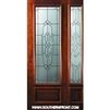 Kensington 8-0 3/4 Lite Single and 1 Sidelight