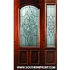 Brazos 6-8 2/3 Arch Lite Single and 1 Sidelight