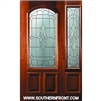 Versailles 6-8 2/3 Arch Lite Single and 1 Sidelight