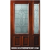 Kensington 6-8 2/3 Lite Single and 1 Sidelight