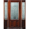 Kensington 6-8 2/3 Lite Single and 2 Sidelights