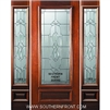 Kensington 6-8 3/4 Lite Single and 2 Sidelights