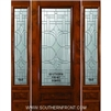Marsala KA 6-8 3/4 Lite Single and 2 Sidelights