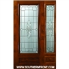Versailles KA 6-8 3/4 Lite Single and 1 Sidelight