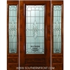 Versailles KA 6-8 3/4 Lite Single and 2 Sidelights