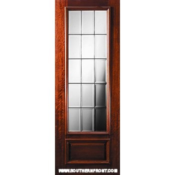 gc french 8 0 42 inch 3 4 lite entry doors click here