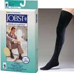 Jobst Men's Thigh High 20-30 mmHg