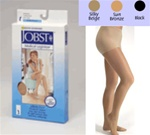 Jobst UltraSheer Waist High 15-20 mmHg