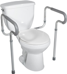 Drive Toilet Safety Frame 12000