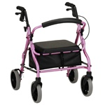 Nova Zoom Rollators 18 inch Seat Height 4218