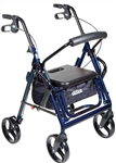 Drive Duet Transport Chair Rollator 795