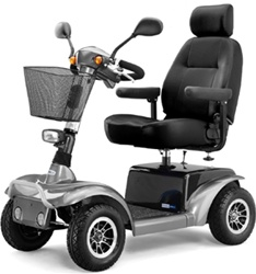 ActiveCare Prowler 3410 4-wheel Scooter