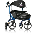 Airgo Excursion Rollators - The Lightest Side Fold Rollator