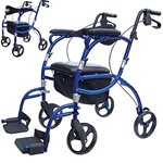 Airgo Navigator Rollator & Transport Wheelchair 793
