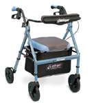 Airgo Comfort-Plus XWD Lightweight Rollators