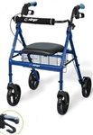 Airgo Lightweight Rollator Pacific Blue 700-940
