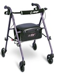 Airgo Ultra-Light Rollator 10.5 lbs.