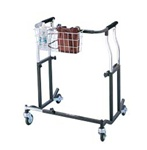 Drive Bariatric Anterior Safety Roller 1000 lb. Weight capacity (CE Obese XL)