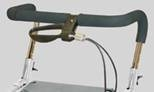 Dolomite One-hand Brake with Crossbar for the LEFT Hand Fits Legacy and Symphony